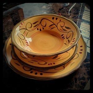 Other - ITALIAN VILLA dinner ware